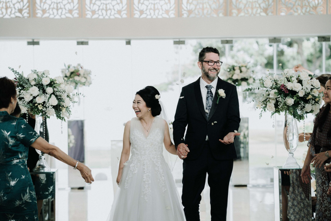 Bali Wedding Rick & Lina by ARTGLORY BALI - 001