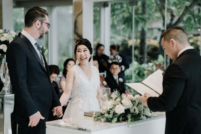 Bali Wedding Rick & Lina by ARTGLORY BALI - 006