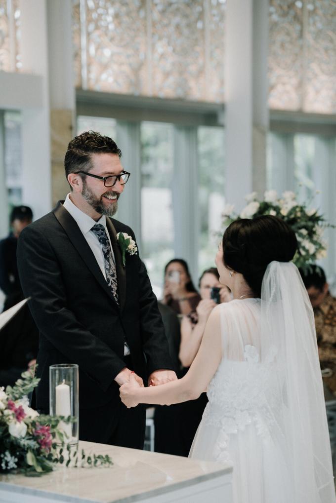 Bali Wedding Rick & Lina by ARTGLORY BALI - 007