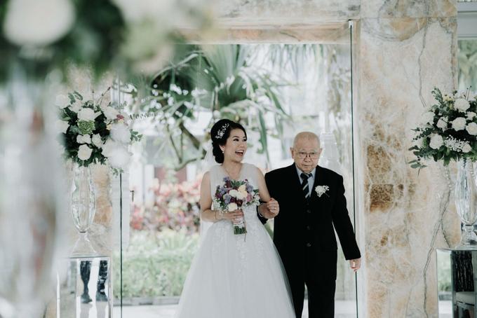 Bali Wedding Rick & Lina by ARTGLORY BALI - 011