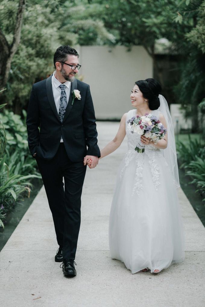 Bali Wedding Rick & Lina by ARTGLORY BALI - 014