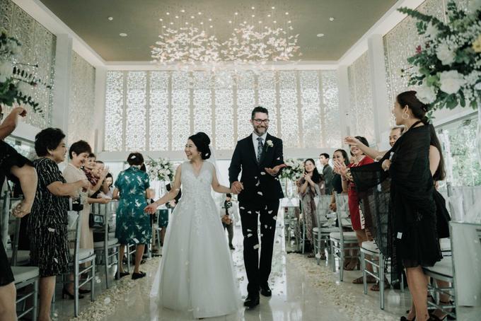 Bali Wedding Rick & Lina by ARTGLORY BALI - 015
