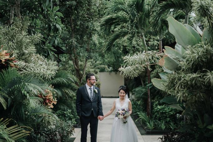 Bali Wedding Rick & Lina by ARTGLORY BALI - 016