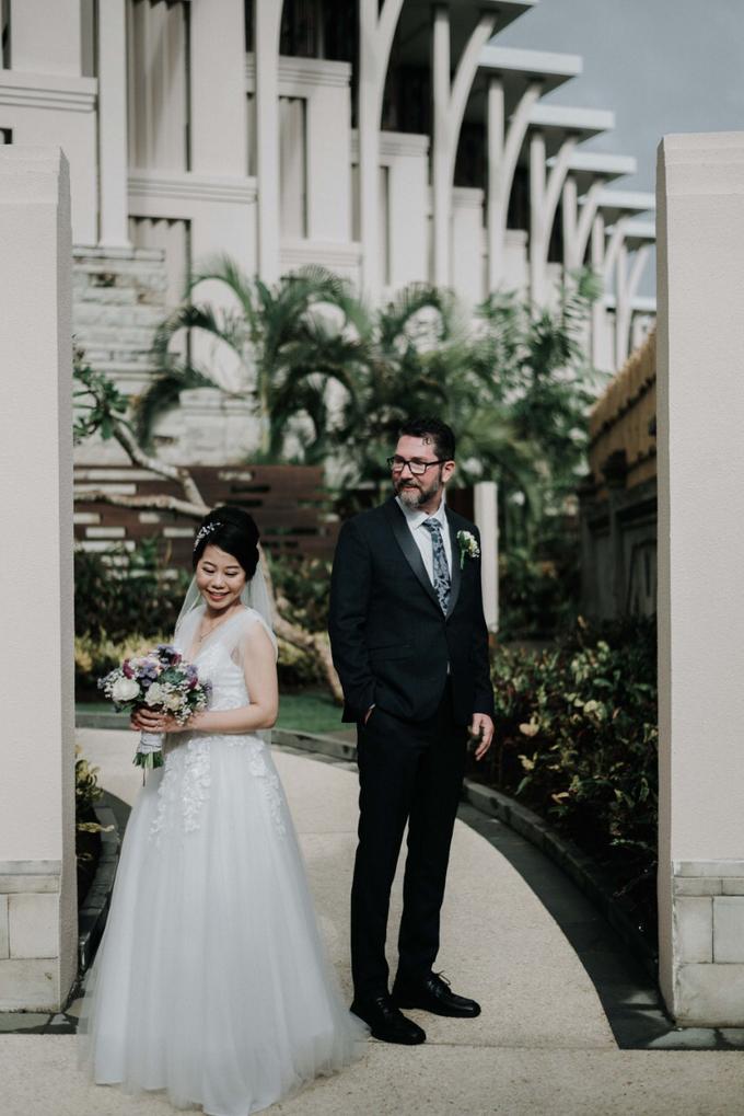 Bali Wedding Rick & Lina by ARTGLORY BALI - 017
