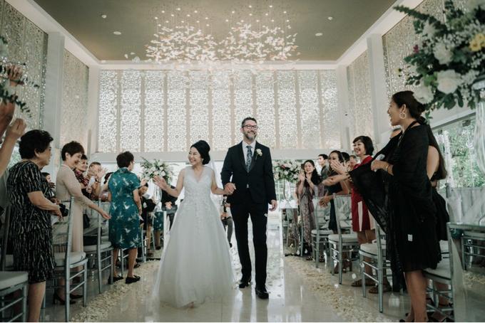 Bali Wedding Rick & Lina by ARTGLORY BALI - 018