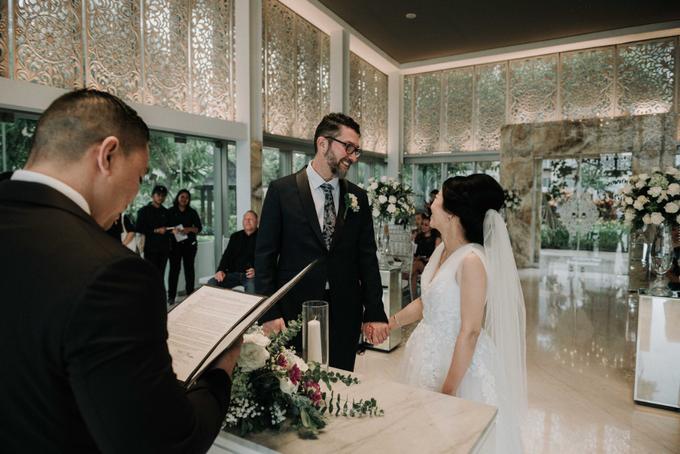 Bali Wedding Rick & Lina by ARTGLORY BALI - 021