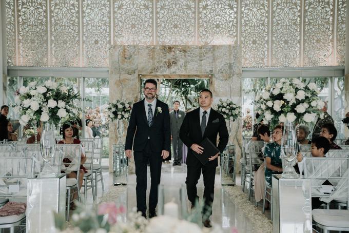 Bali Wedding Rick & Lina by ARTGLORY BALI - 024