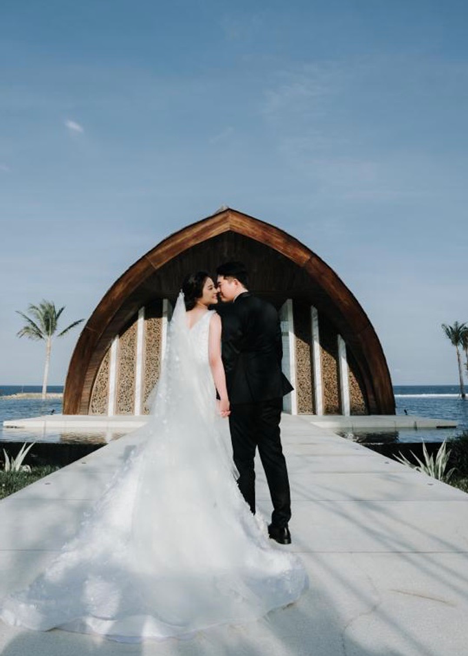 Bali Wedding Video of Harriman & Elvina by ARTGLORY BALI - 001
