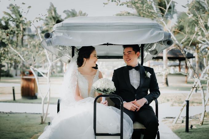 Bali Wedding Harriman & Elvina by ARTGLORY BALI - 019