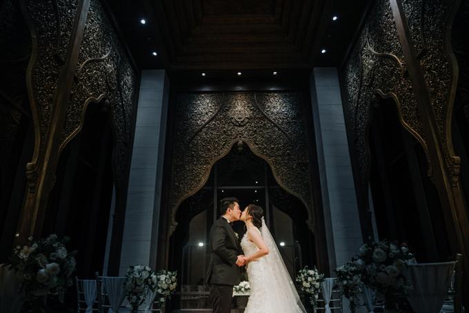 Bali Wedding Harriman & Elvina by ARTGLORY BALI - 048