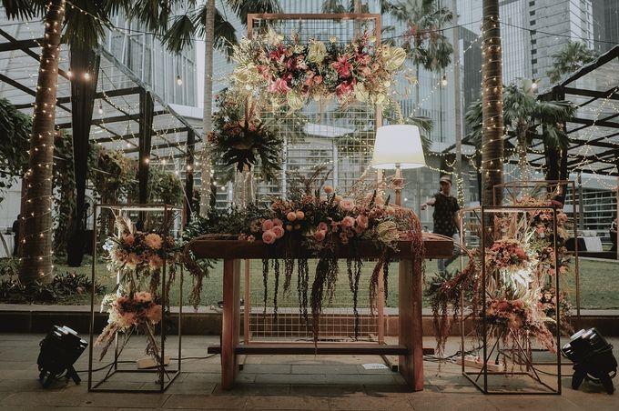 Decoration by Financial Club Jakarta - 008