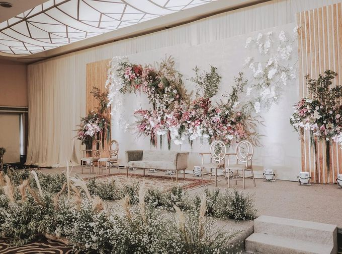 Wedding of Abi & Tami | 19 December 2020 by Financial Club Jakarta - 016