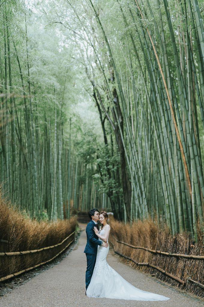 Kyoto and Osaka Prewedding by ARTURE PHOTOGRAPHY - 006