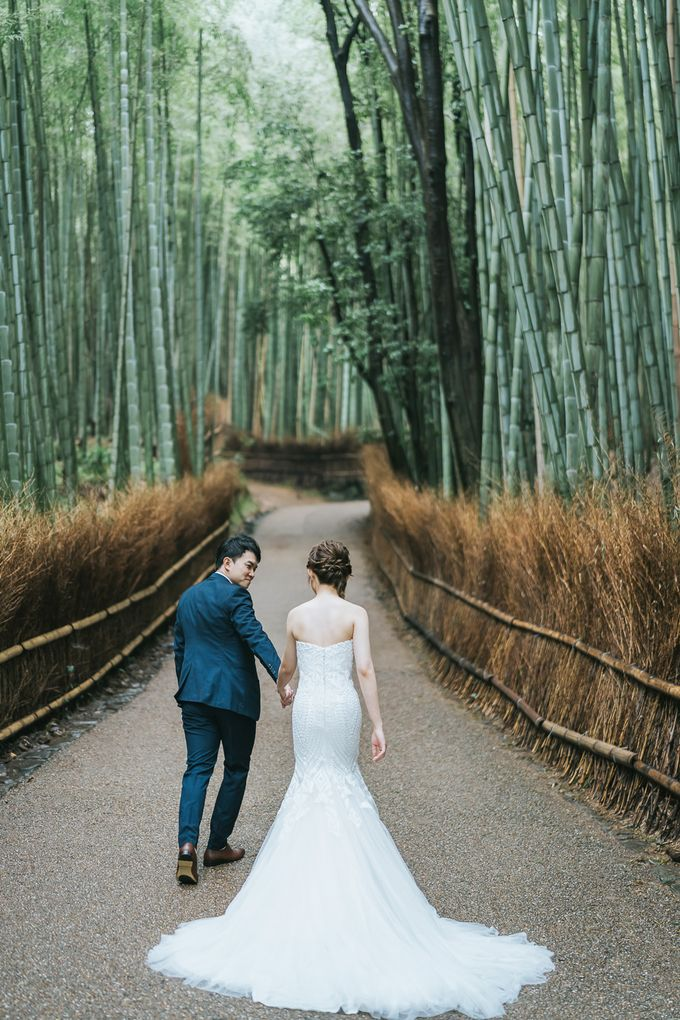 Kyoto and Osaka Prewedding by ARTURE PHOTOGRAPHY - 004