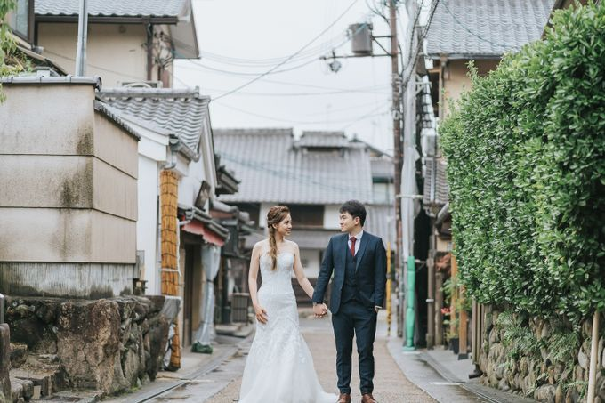 Kyoto and Osaka Prewedding by ARTURE PHOTOGRAPHY - 007