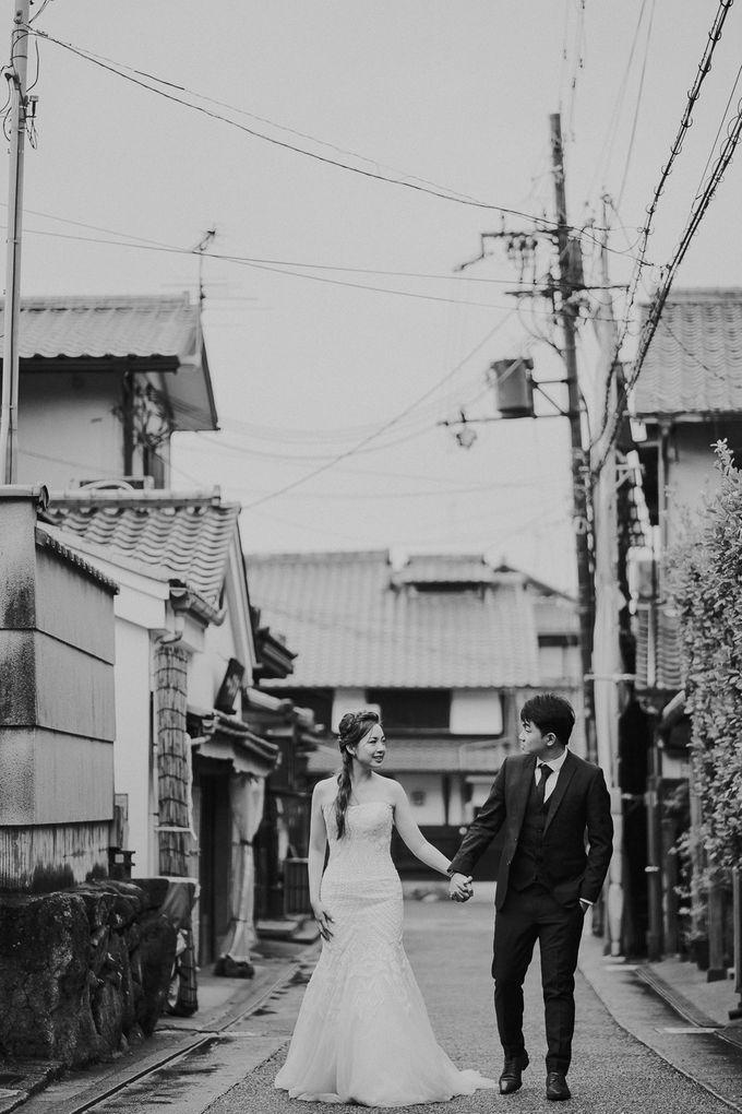 Kyoto and Osaka Prewedding by ARTURE PHOTOGRAPHY - 009