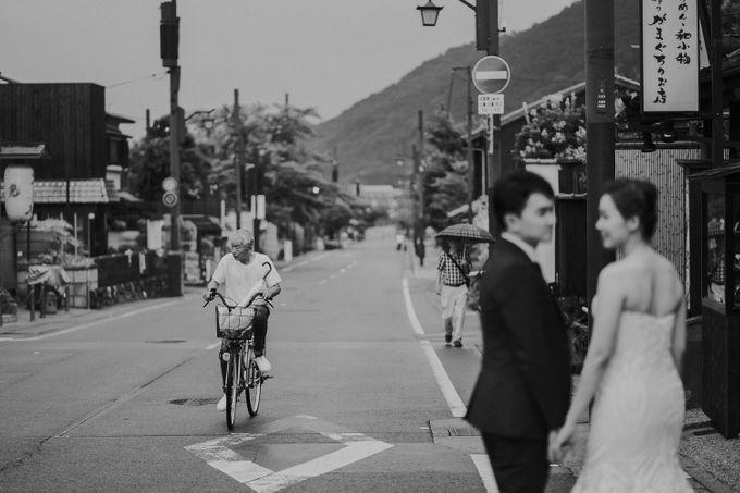 Kyoto and Osaka Prewedding by ARTURE PHOTOGRAPHY - 008