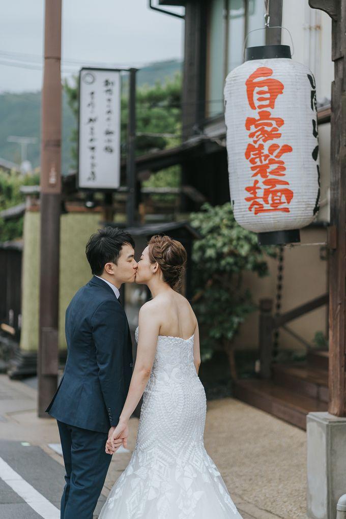 Kyoto and Osaka Prewedding by ARTURE PHOTOGRAPHY - 010