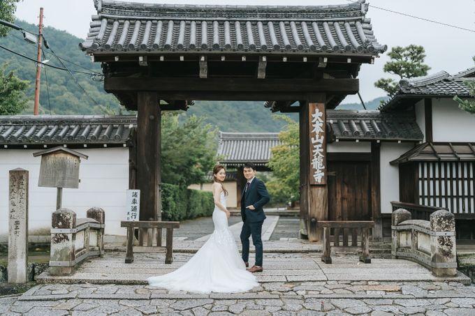 Kyoto and Osaka Prewedding by ARTURE PHOTOGRAPHY - 012