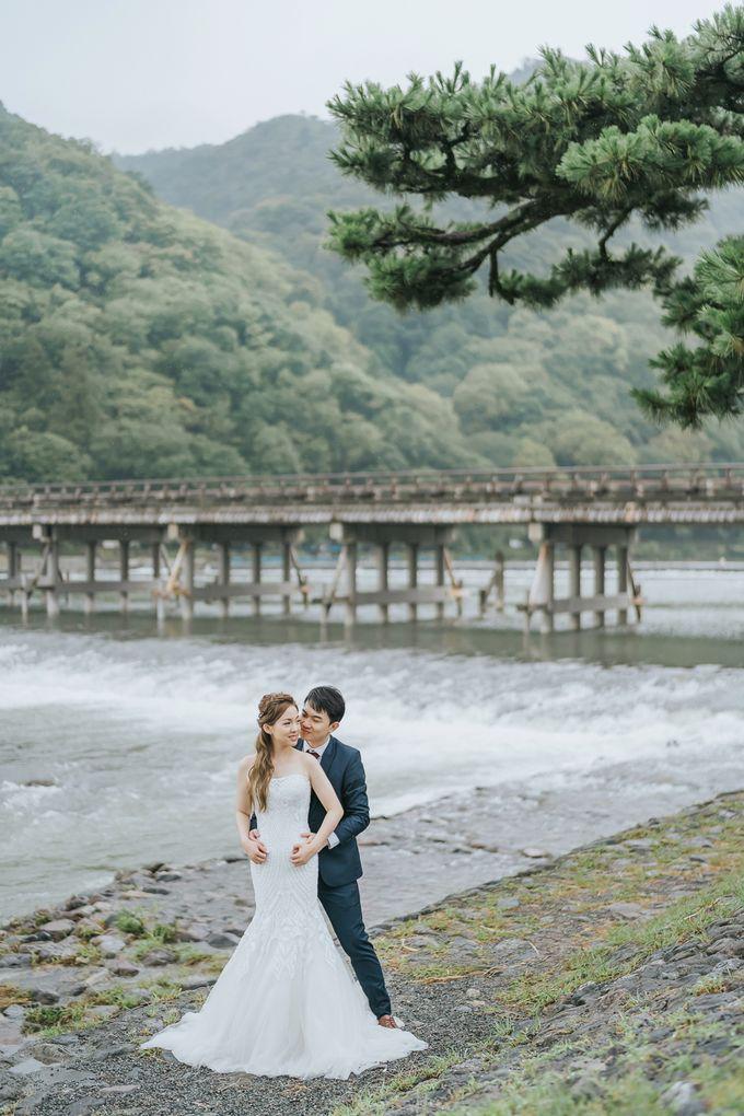 Kyoto and Osaka Prewedding by ARTURE PHOTOGRAPHY - 013