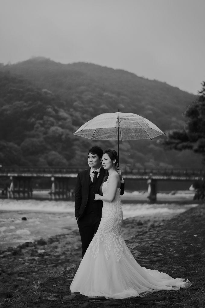 Kyoto and Osaka Prewedding by ARTURE PHOTOGRAPHY - 017