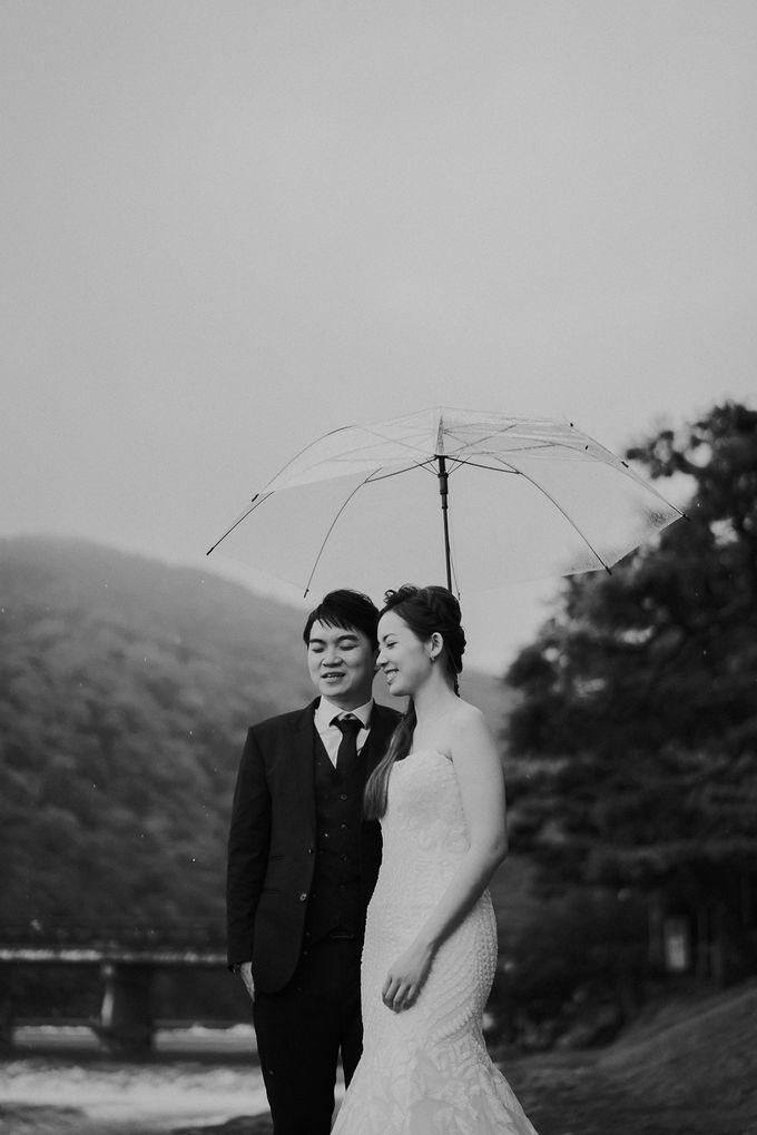Kyoto and Osaka Prewedding by ARTURE PHOTOGRAPHY - 019