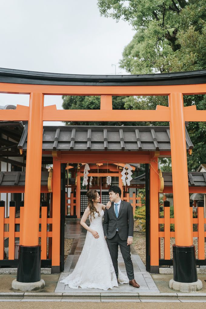Kyoto and Osaka Prewedding by ARTURE PHOTOGRAPHY - 021