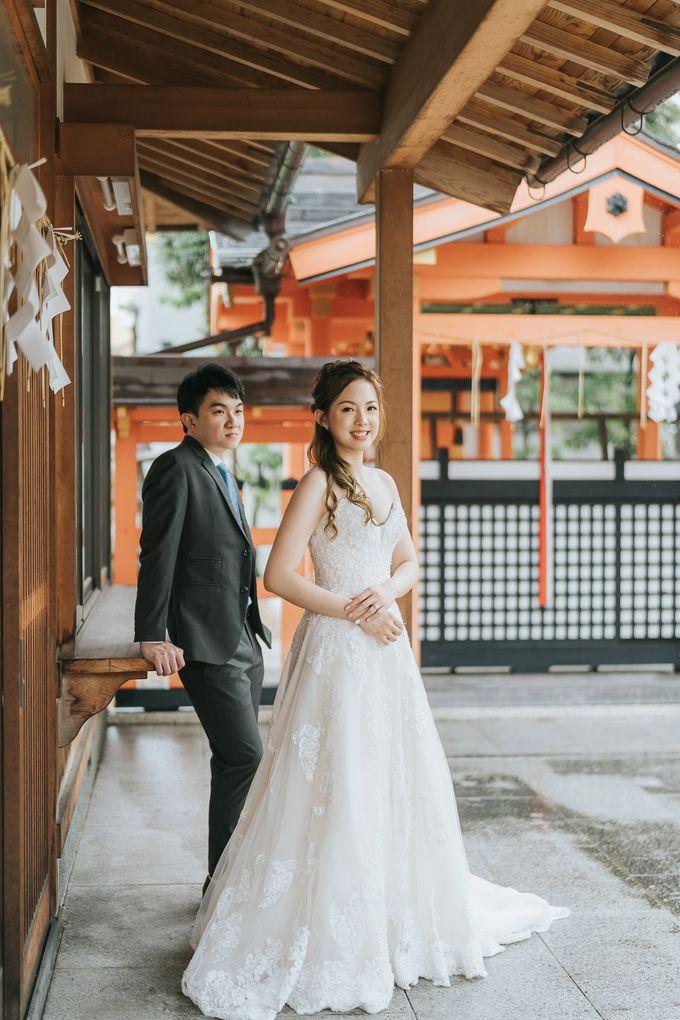 Kyoto and Osaka Prewedding by ARTURE PHOTOGRAPHY - 020