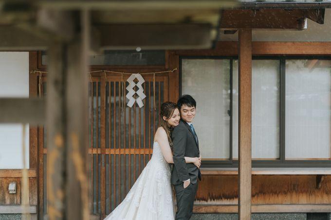 Kyoto and Osaka Prewedding by ARTURE PHOTOGRAPHY - 023