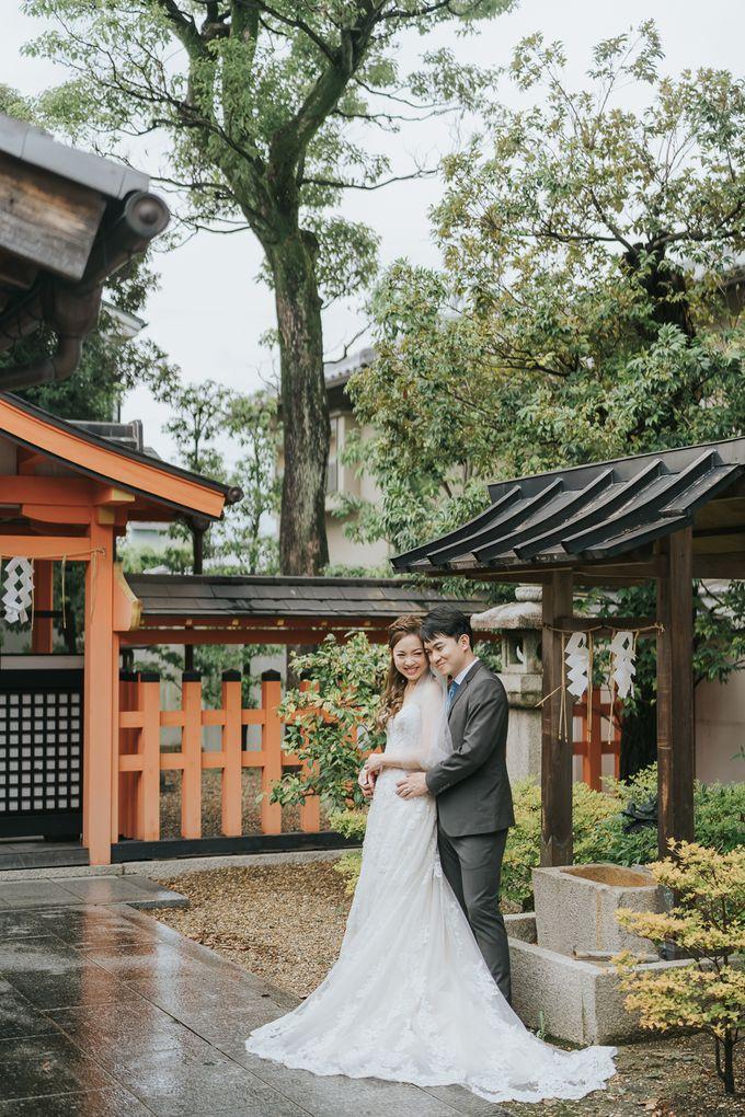 Kyoto and Osaka Prewedding by ARTURE PHOTOGRAPHY - 024