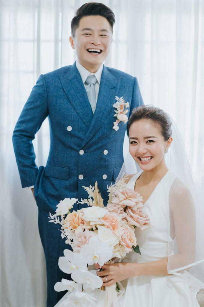 Church Wedding- Celebrating Lawlie & Vera by ARTURE PHOTOGRAPHY - 017
