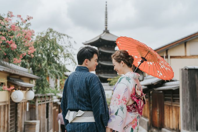 Kyoto and Osaka Prewedding by ARTURE PHOTOGRAPHY - 033