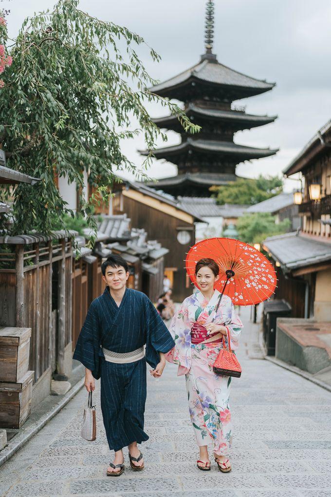 Kyoto and Osaka Prewedding by ARTURE PHOTOGRAPHY - 034
