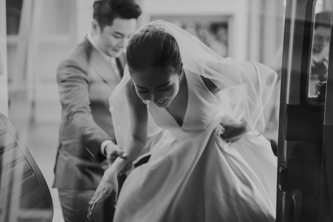 Church Wedding- Celebrating Lawlie & Vera by ARTURE PHOTOGRAPHY - 020