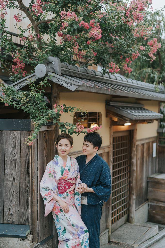 Kyoto and Osaka Prewedding by ARTURE PHOTOGRAPHY - 035
