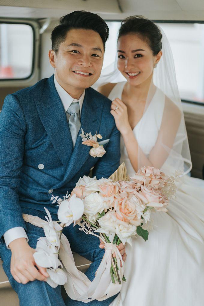 Church Wedding- Celebrating Lawlie & Vera by ARTURE PHOTOGRAPHY - 022