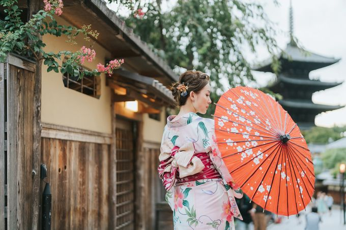 Kyoto and Osaka Prewedding by ARTURE PHOTOGRAPHY - 036