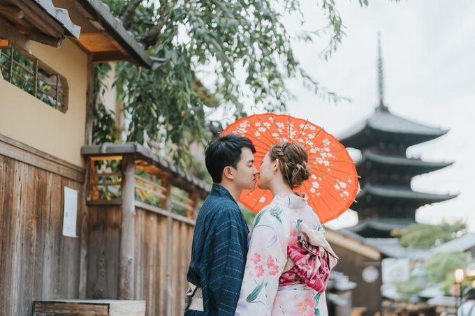 Kyoto and Osaka Prewedding by ARTURE PHOTOGRAPHY - 039