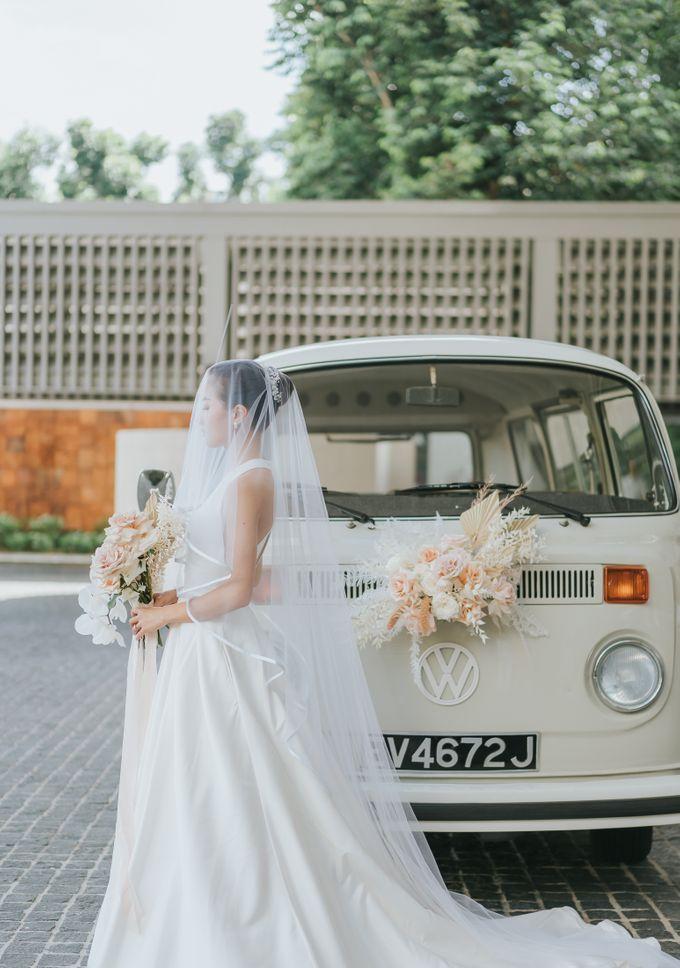 Church Wedding- Celebrating Lawlie & Vera by ARTURE PHOTOGRAPHY - 024