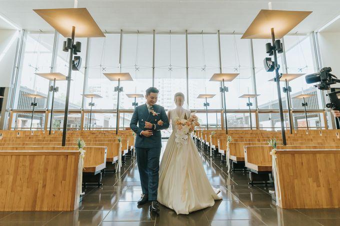 Church Wedding- Celebrating Lawlie & Vera by ARTURE PHOTOGRAPHY - 023