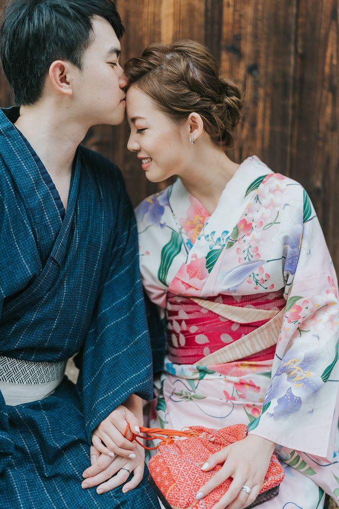 Kyoto and Osaka Prewedding by ARTURE PHOTOGRAPHY - 040