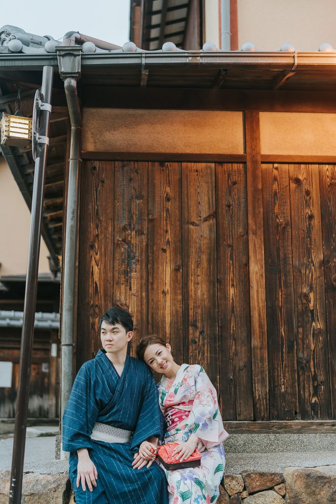 Kyoto and Osaka Prewedding by ARTURE PHOTOGRAPHY - 041