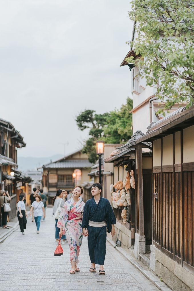 Kyoto and Osaka Prewedding by ARTURE PHOTOGRAPHY - 042