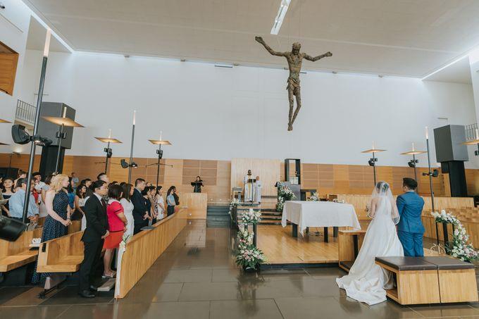Church Wedding- Celebrating Lawlie & Vera by ARTURE PHOTOGRAPHY - 025