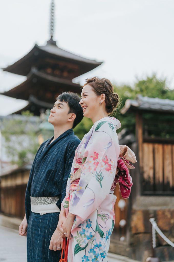 Kyoto and Osaka Prewedding by ARTURE PHOTOGRAPHY - 043