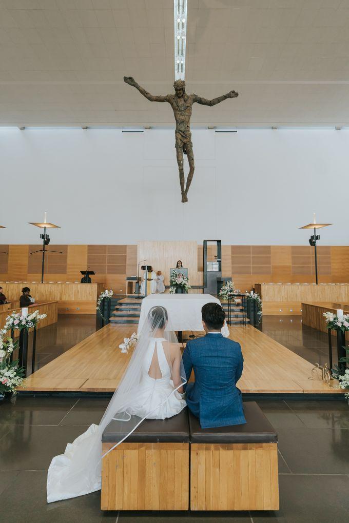 Church Wedding- Celebrating Lawlie & Vera by ARTURE PHOTOGRAPHY - 027