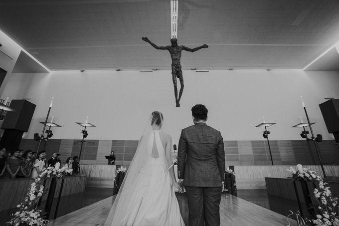 Church Wedding- Celebrating Lawlie & Vera by ARTURE PHOTOGRAPHY - 026