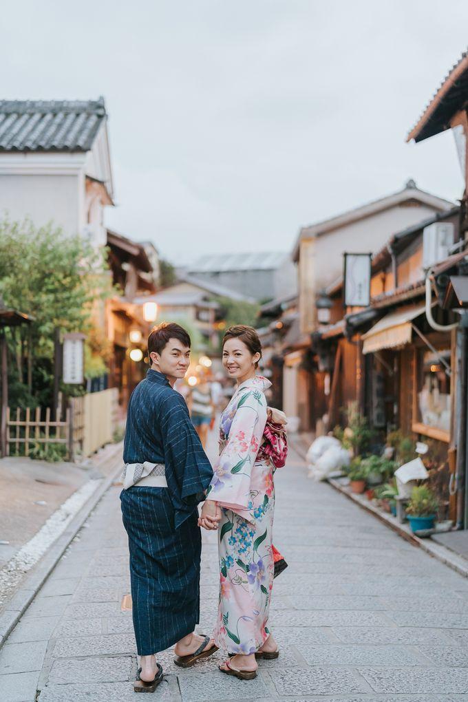 Kyoto and Osaka Prewedding by ARTURE PHOTOGRAPHY - 045