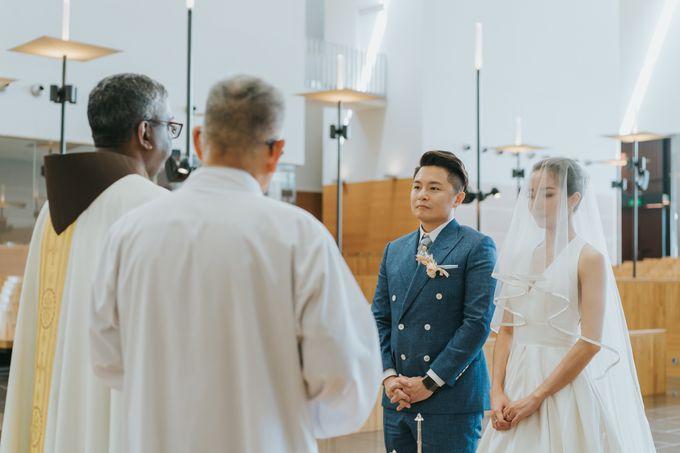 Church Wedding- Celebrating Lawlie & Vera by ARTURE PHOTOGRAPHY - 028