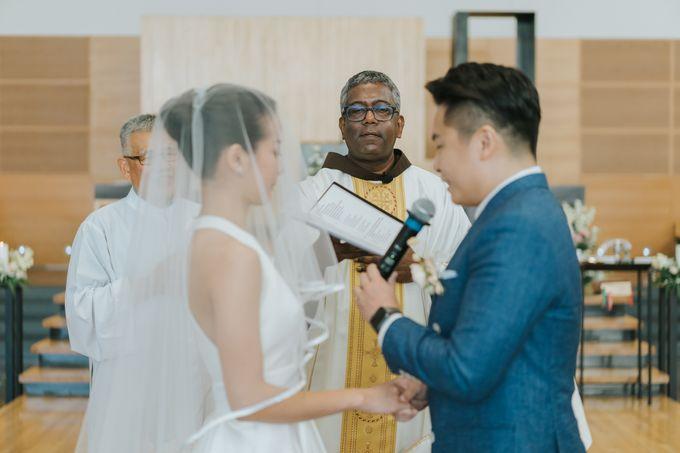Church Wedding- Celebrating Lawlie & Vera by ARTURE PHOTOGRAPHY - 032